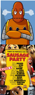 Moby Hates Sausage Party (2016)