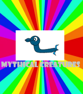 Mythical Creatures (Trolls) Poster