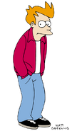 Fry As VInce