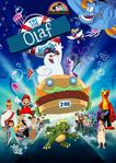 The Olaf Movie (The Spongebob Squarepants Movie) Parody Poster (3)