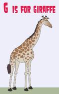 Total Drama Giraffe