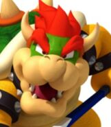 Bowser in Mario Sports Mix