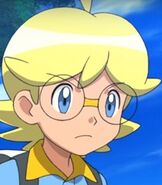 Clemont in Pokemon the Movie Volcanion and the Mechanical Marvel