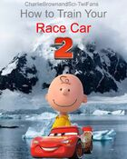 How to Train Your Race Car 2 (2014; Movie Poster)