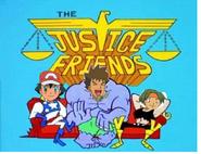 Justice friends dinosaur king