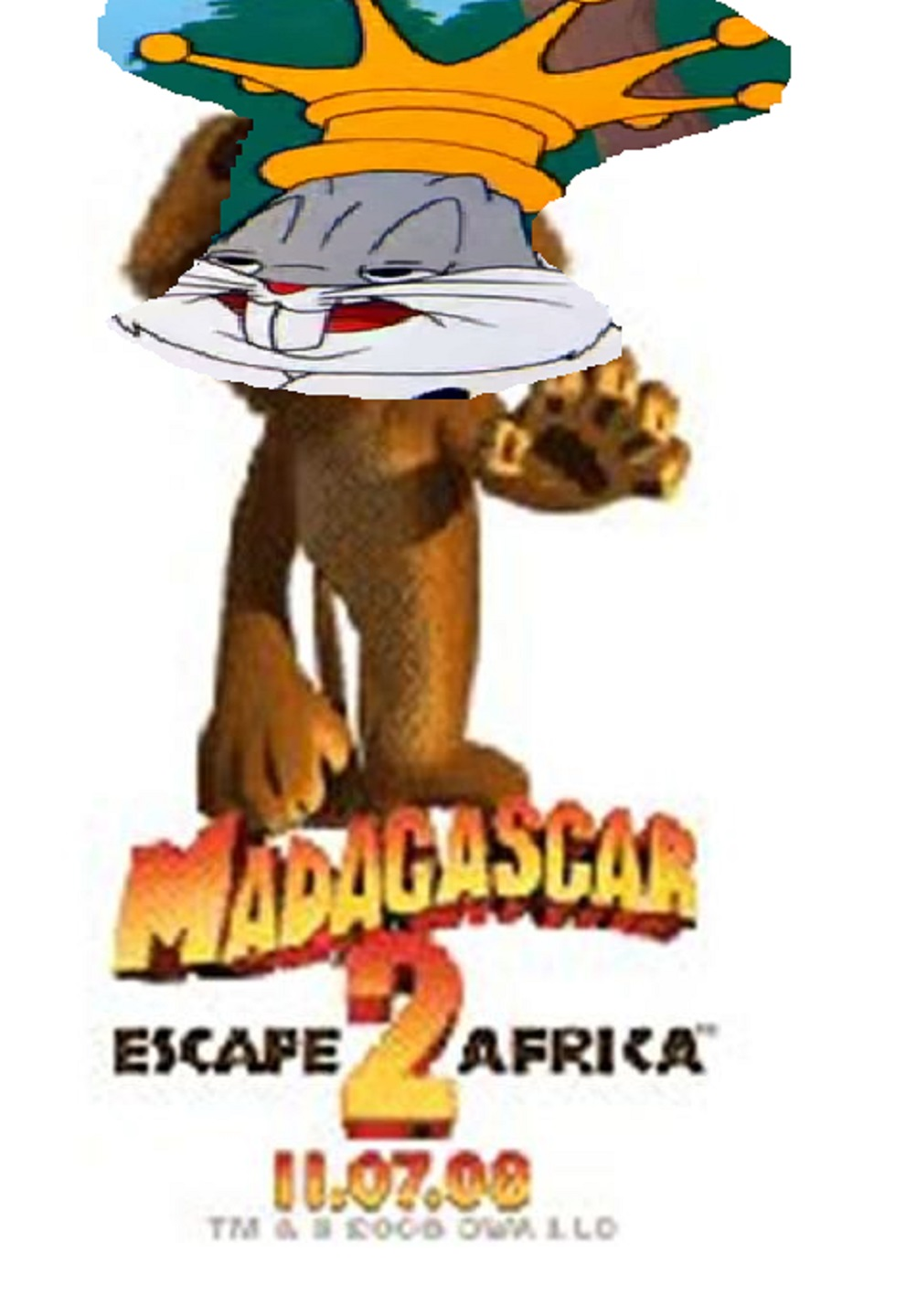 Madagascar 2: Escape 2 Africa (1701Movies Style)