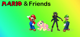 Mario & Friends Poster.png