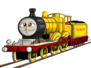 Molly the yellow engine in season 21 jk by meganekkoplymouth241 db1o744-fullview