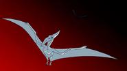 Nega Beast Boy as Pteranodon-1