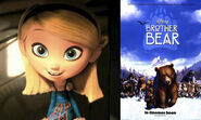 Penny Peterson Likes Brother Bear (2003)