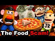 SML Movie- The Food Scam!