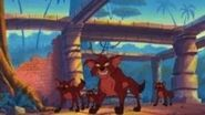 Villain Defeats- Dholes (Jungle Cubs)