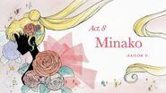 Act 8. Minako, Sailor V (Title Card)