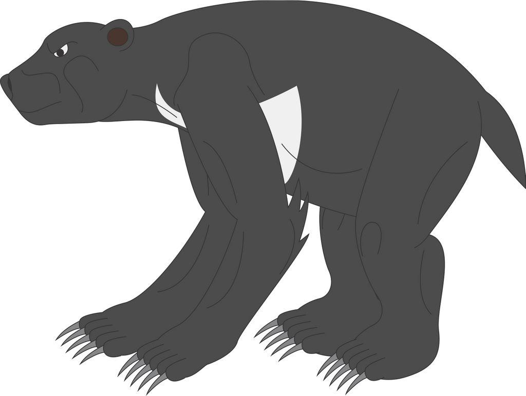 African Dwarf Bear
