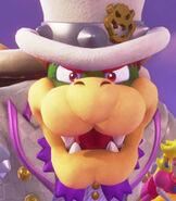 Bowser in Super Mario Odyssey