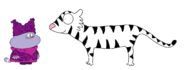 Chowder meets White Tiger