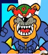 Dribble in WarioWare, Inc. Mega Party Game$!