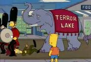 Elephant, Asian (The Simpsons)