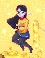 Honey Rebecca by GayTrainsAllTheWay
