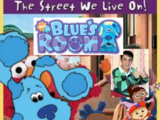 Blue's Room: The Street We Live On!