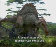 JP3 Spinosaurus