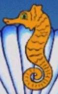Jumpstart spanish seahorse