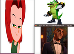 Oliver Junior, Vector the Crocodile and Lance Sterling