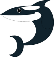 Orphie the Orca