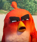 Red in The Angry Birds Movie 2 (2019)
