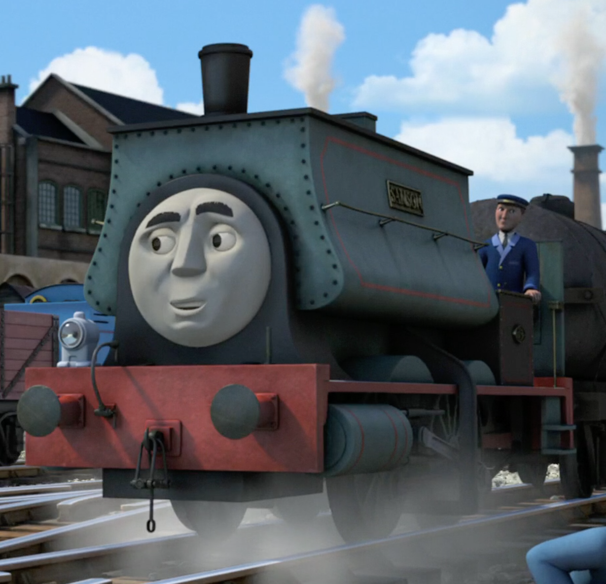 Samson (Thomas and Friends)