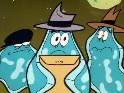 The Amoeba Boys