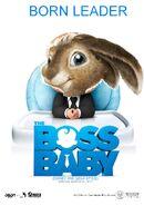 The Boss Baby (Disney and Sega Version) Poster
