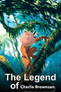 The Legend of Charlie Brownzan TV Poster