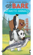 We Bare Antarctic Animals Poster