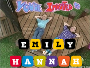 You're Invited to Emily & Hannah's