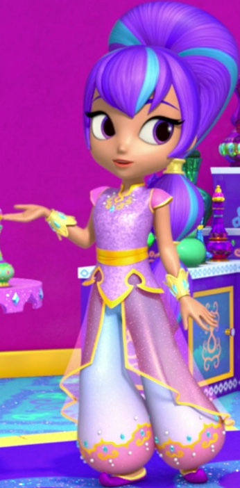 Bibi (Shimmer and Shine)