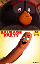 Bomb Hates Sausage Party (2016)