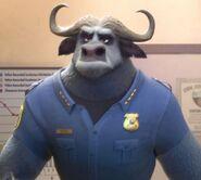 Chief Bogo Enters