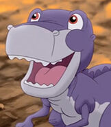 Chomper in The Land Before Time 14 Journey of the Brave-0