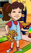 Emmy in Dragon Tales - Learn & Fly with Dragons