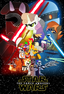 MLP Star Wars