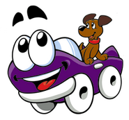 Putt-Putt (with Dog in it)