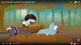 Rhinoceroses and Elephants Take Mudbaths