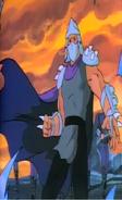 Shredder as Metalhead