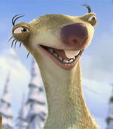 Sid in Ice Age: Dawn of the Dinosaurs