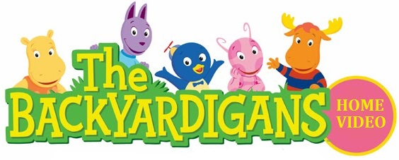 The Backyardigans Home Video