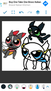 The Powerpuff Wolves