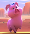Veggietales Pig 1