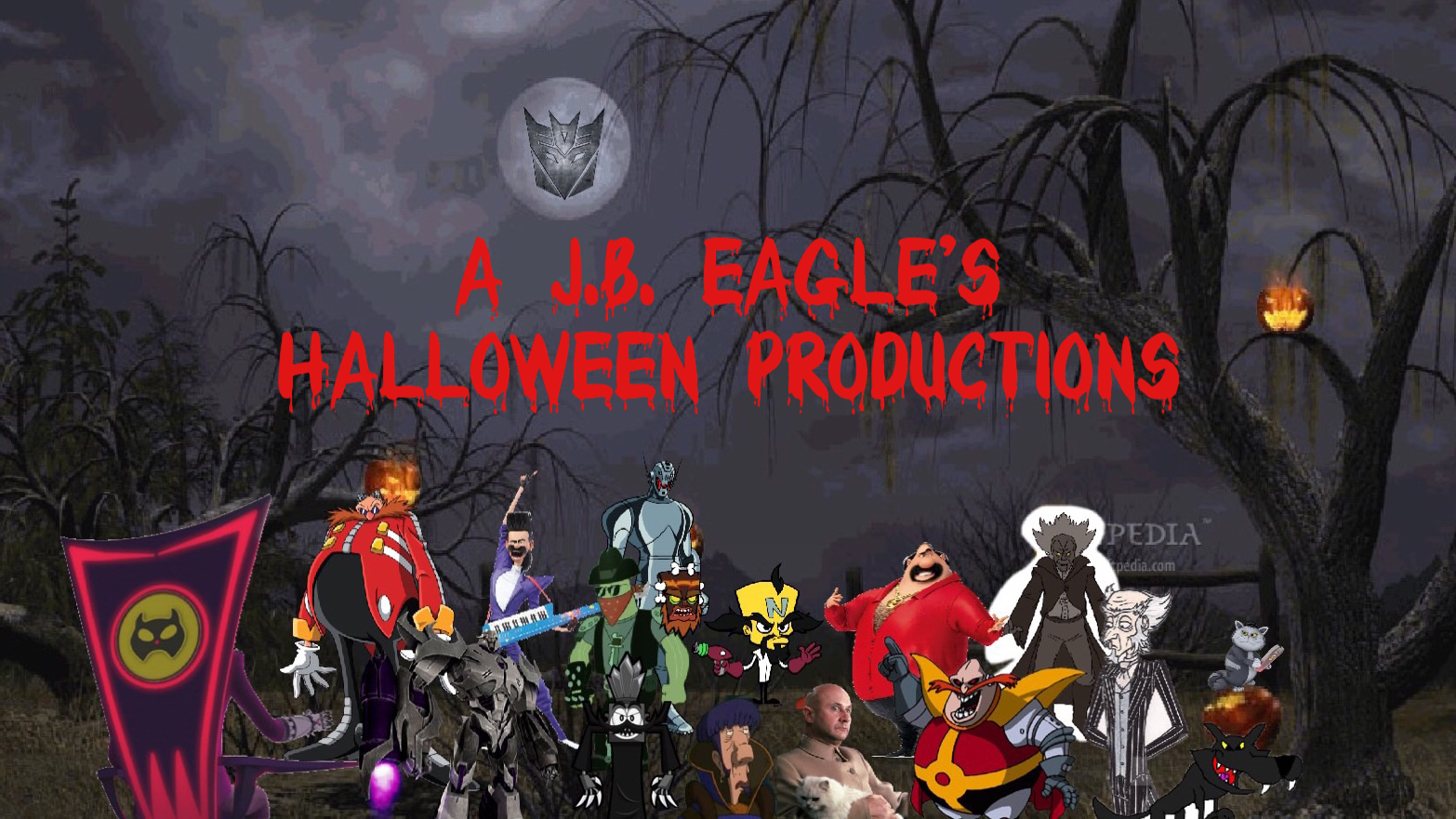 J.B. Eagle's Halloween Pictures