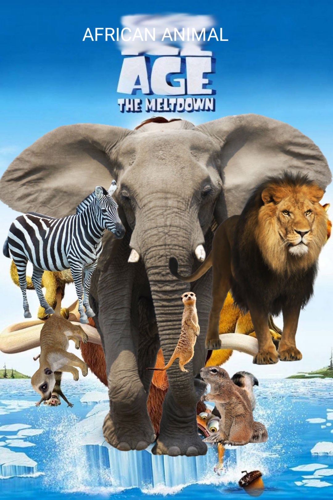 African Animal Age 2: The Meltdown